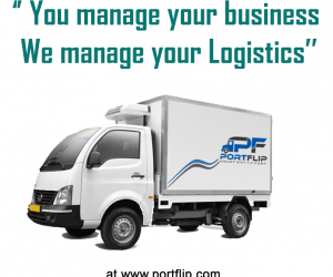 Manage Your Business; Let Us Manage the Logistics